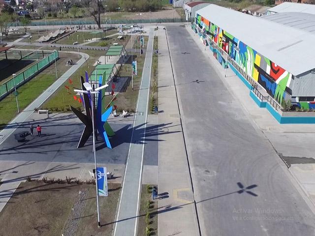 Parque Municipal La Estación